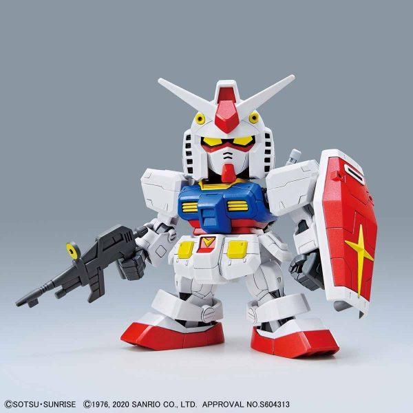 Hello Kitty Rx-78-2 Gundam 2