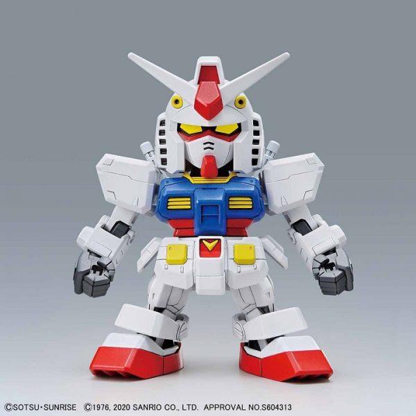 Hello Kitty Rx-78-2 Gundam 4