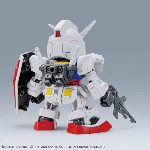 Hello Kitty Rx-78-2 Gundam 5