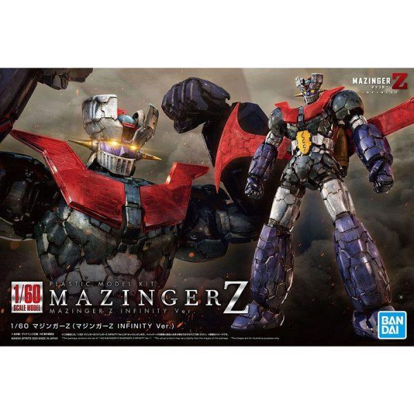 Mazinger Z Inifinity Version