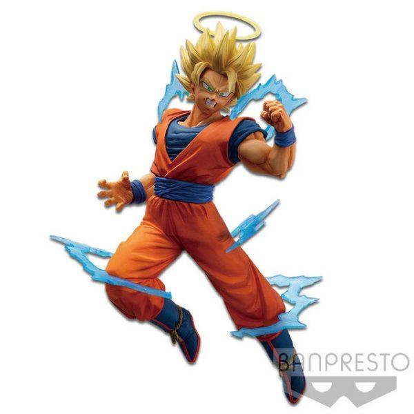 Super Saiyan 2 Goku