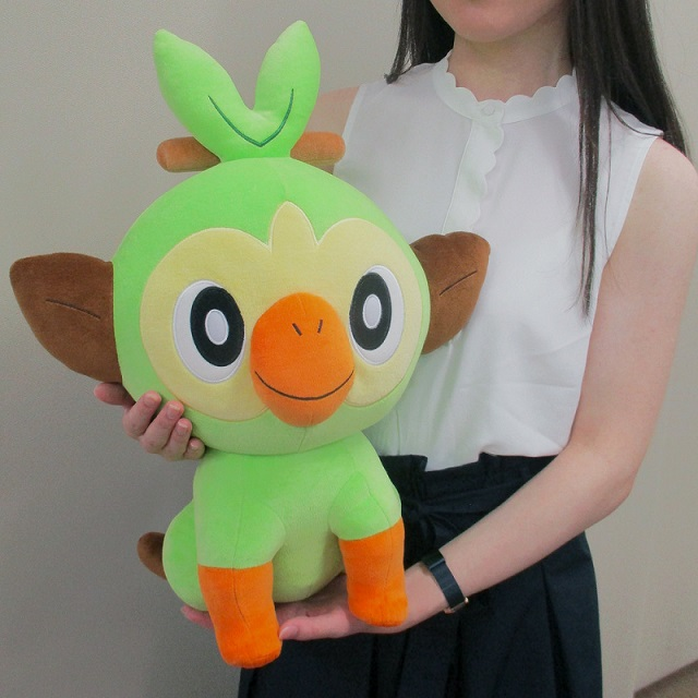 Pokemon Mochifuwa Cushion Pz46 Grookey By Allstar Collection One Stop Anime 0 stars be the first to write a review. pokemon mochifuwa cushion pz46 grookey by allstar collection