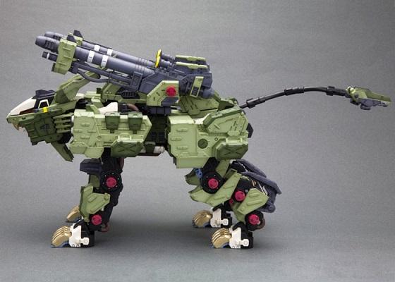 Liger Zero Panzer2